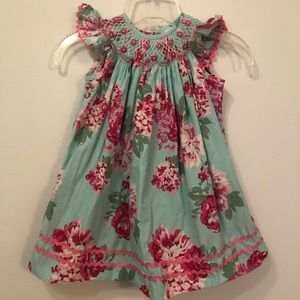 Smocked Auctions, Girl dress sz 18m